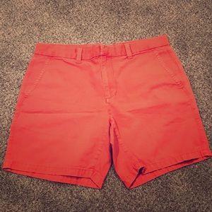 Salmon GAP men's shorts size 33
